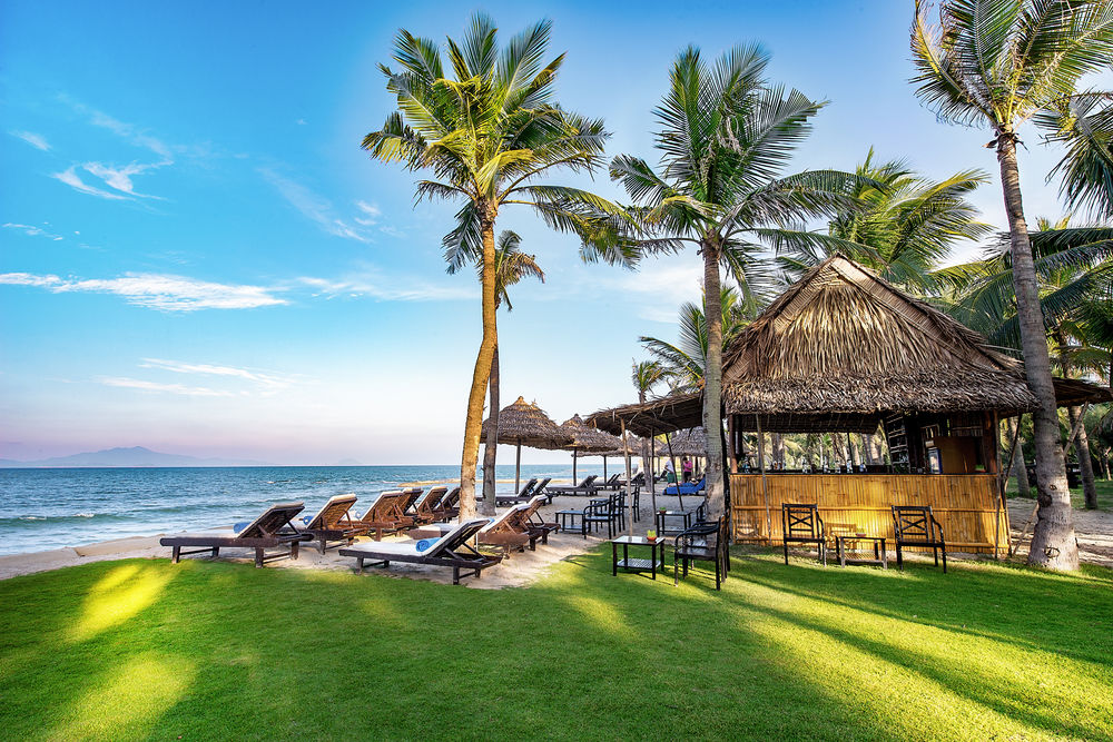 playa en Hoi An