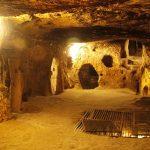 dentro de tunel cu chi