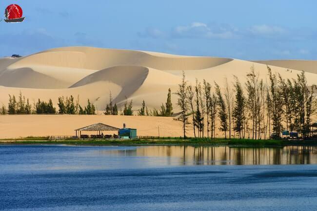 dunas blancas en Mui Ne