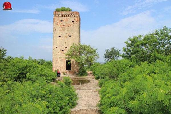 castillo del príncipe mui ne