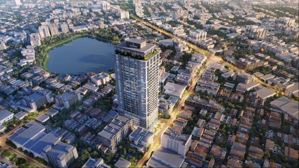 distrito Ba Dinh Hanoi
