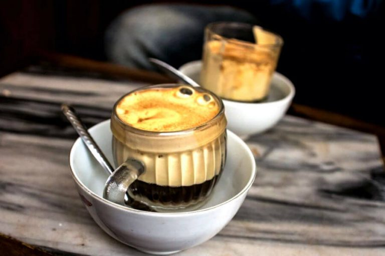 cafe de huevo vietnamita