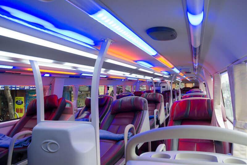 autobus Vietnam