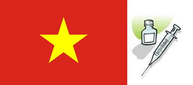 vacunas vietnam
