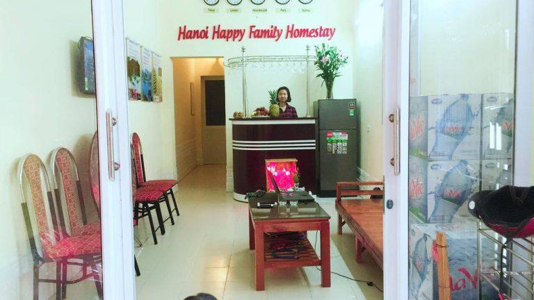 happy family homestay