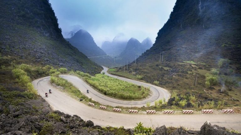 carretera ha giang loop