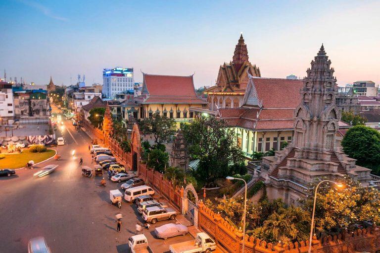 phnom phen camboya