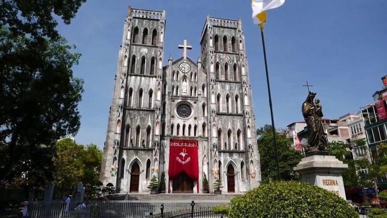catedral san jose hanoi